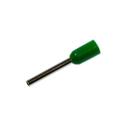 Наконечник кабельный штыревой втулочный изолированный НШВИ 0.34х8