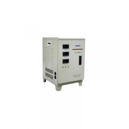 Стабилизатор напряжения ANDELI SVC-D15000VA 80-250V напольный