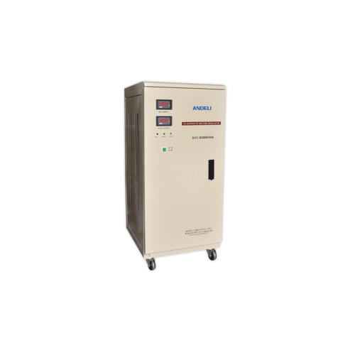 Стабилизатор напряжения ANDELI SVC-D30000VA 80-250V напольный