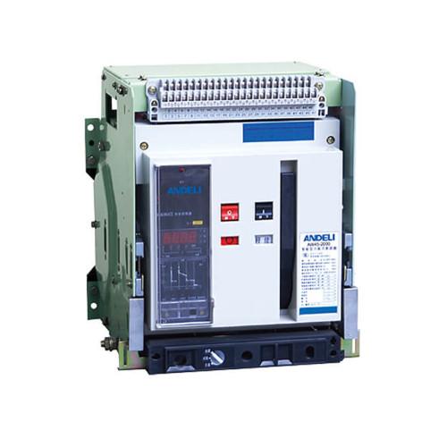 Автомат выключатель ANDELI AW45-2000 3P 1600A Выкатной