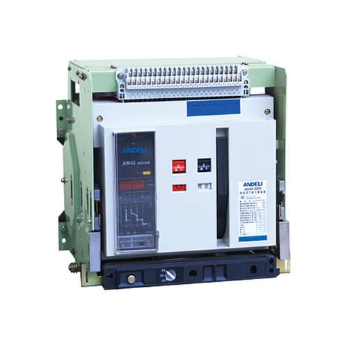Автомат выключатель ANDELI AW45-3200 3P 2500A Выкатной