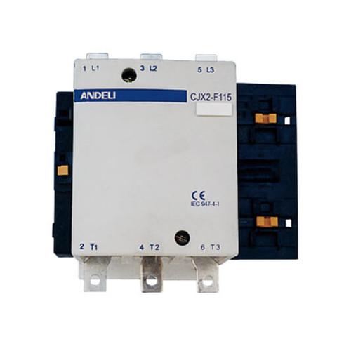 Контактор ANDELI CJX2-F115 220V, 380V