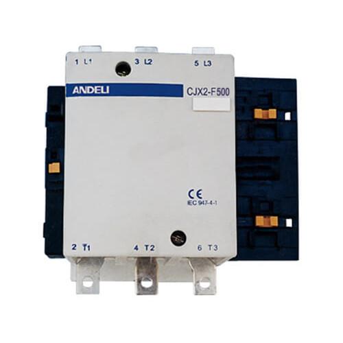 Контактор ANDELI CJX2-F500 220V