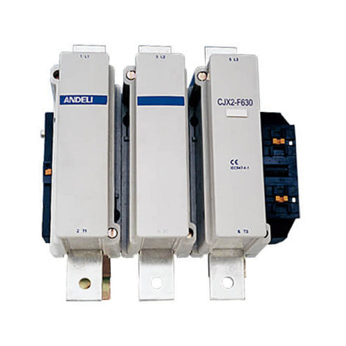 Контактор ANDELI CJX2-F630 220V