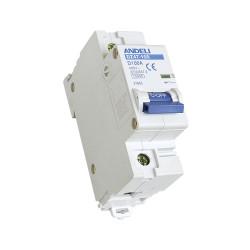 Автомат выключатель ANDELI DZ 47-100D-1P 63A, 80A, 100A 6кА