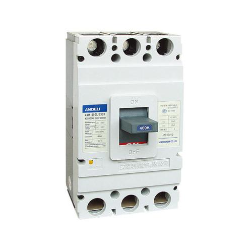 Автомат выключатель ANDELI AM1-1250M 3P 1000A, 1250A