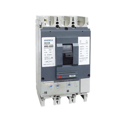 Автомат выключатель ANDELI AM2-400N 3P 400A