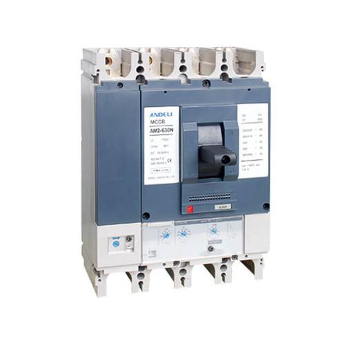 Автомат выключатель ANDELI AM2-630N 3P 630A