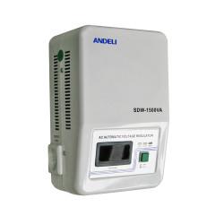 Стабилизатор напряжения настенный АNDELI 1,5 KVA 110-250 вольт
