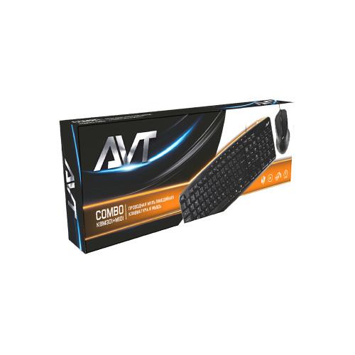 Клавиатура AVT KBM-301 USB
