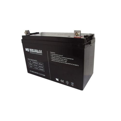 Аккумулятор батарея MHB MS100-12T