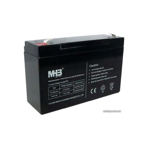 Аккумулятор батарея MHB MS10-6