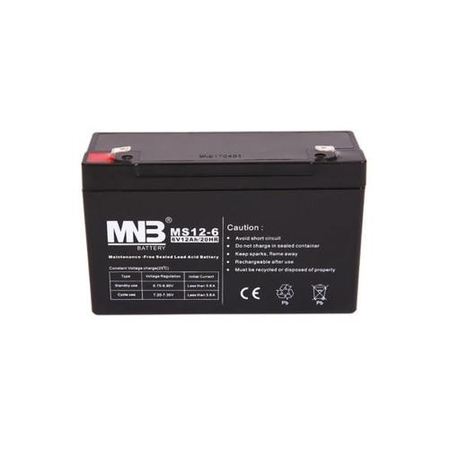 Аккумулятор батарея MHB MS12-6