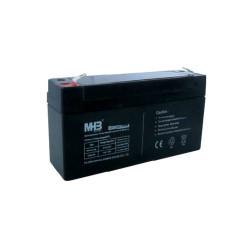 Аккумулятор батарея MHB MS3,2-6