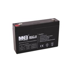 Аккумулятор батарея MHB MS7-6