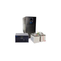 Инвертор AVTECH AVT-1000W AVR with  battery
