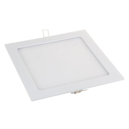 Светодиодный встраиваемый светильник (квадратный) BENTONG 12W 110-265W