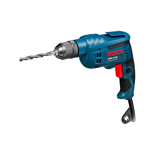 Дрель BOSCH GBM 10 RE 600W 10mm