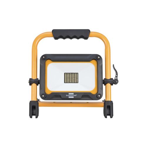 Переносной прожектор Brennenstuhl LED Light JARO, 30 Вт на аккумуляторах, 3000 лм, IP54 1171250335