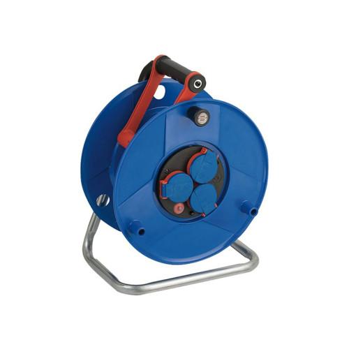 Удлинитель на катушке Brennenstuhl Garant, 4 розетки, кабель 40 м, H05VV- F 3G2.5, IP20 1208300