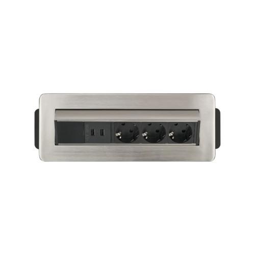 Зарядное устройство Indesk Power USB для настольных розеток 1396200113