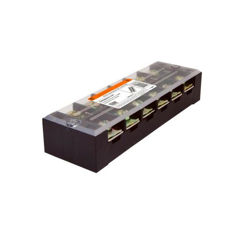 Блок зажимов (клеммник) TB-10012 NURA 100А на 12 пар