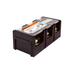 Блок зажимов (клеммник) TC-1003 NURA 100А на 3 пары