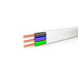 Провод ПУГНП 3х1,5 бытового назначения (многожильный)
