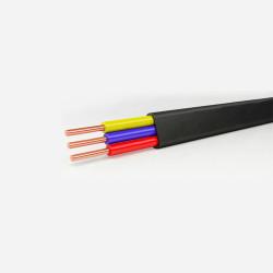 Провод ПУНП 3х1,5 монтажный (монолит)