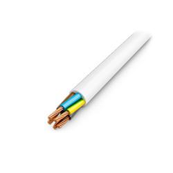 Провод ПВС 4х1 (кабель медный многожильный)
