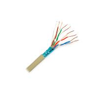Сетевой кабель FTP cat 5e 4x2х0,5 экранированный