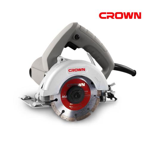 Пила дисковая CROWN (пчелка) CT15081 110mm  1200W