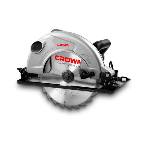 Пила циркулярная CROWN CT15119 диаметр диска 235mm