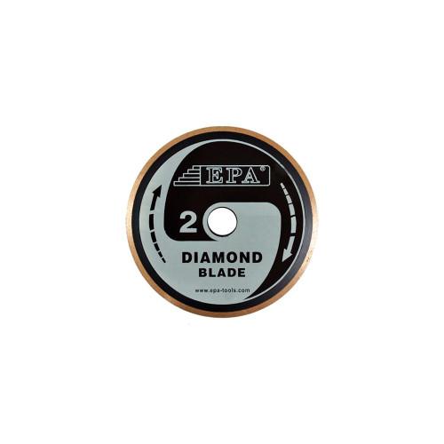 Диск пильный алмазный EPA 2ADM-125-22.2