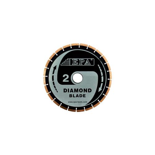 Диск пильный алмазный EPA 2ADS-125-22,2