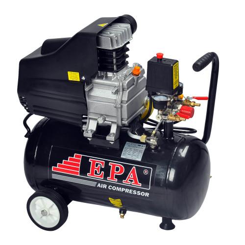Компрессор воздушный EPA EVK-24-1 емкость 24L