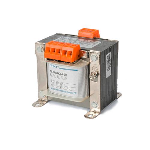 Трансформатор понижающий CHINT NDK-100VA 380 220/240 вольт