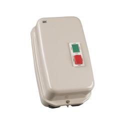 Контактор IEK  КМИ-35062 50А в оболочке Ue=380В/АС3  IP54