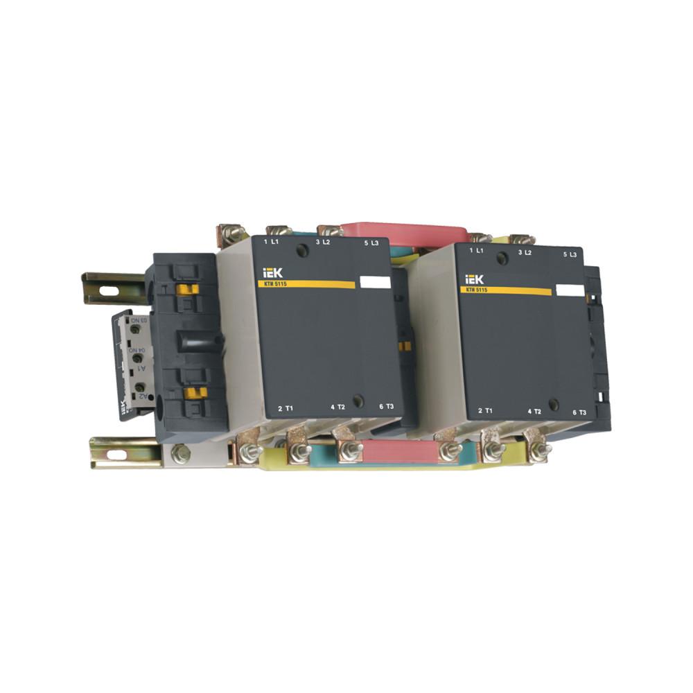 Контактор реверсивный IEK  КТИ-64003  400А  230В/АС3