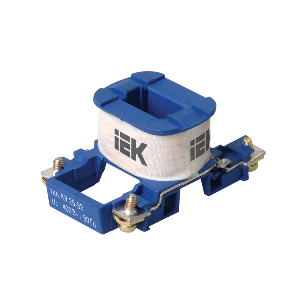 Катушка управления IEK для КМИ-(40А-95А) 400В
