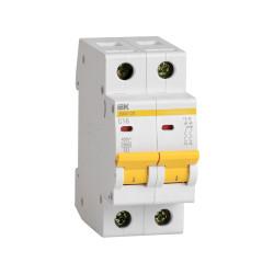 Автомат выключатель модульный IEK ВА 47-29 2P 10A 4,5кА