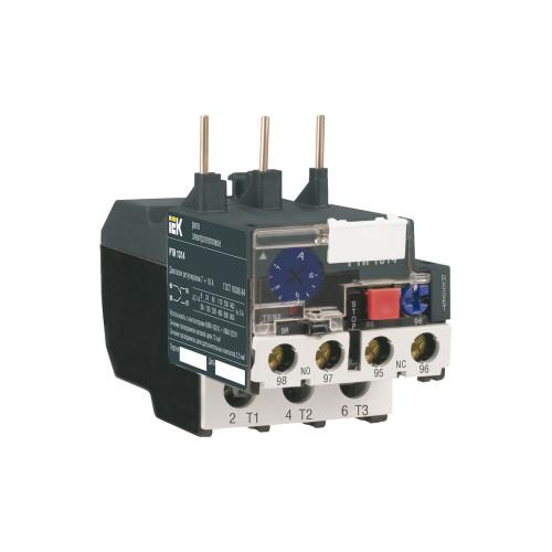 Реле IEK РТИ-1305 электротепловое 0,63-1,0 А