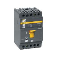 Автомат выключатель силовой IEK ВА88-32 3P 16А 25кА