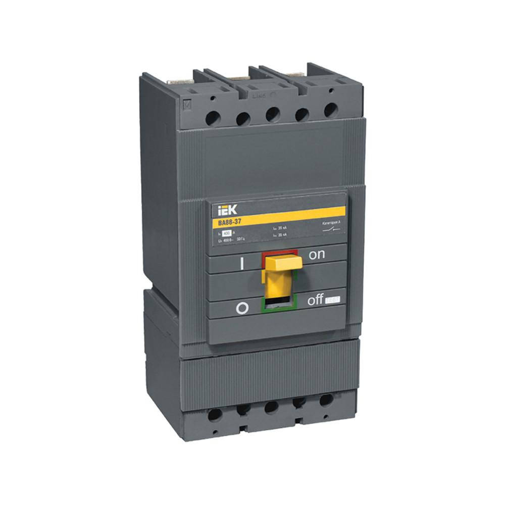 Автомат выключатель силовой IEK ВА88-37 3P 250А 35кА
