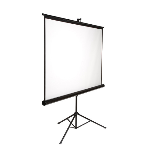 Экран для проектора I-VIEW 2.4x1.83 на штативе