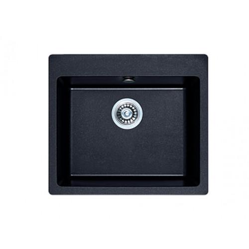 Кухонная мойка HOFMANN SS5750BK/HF Black
