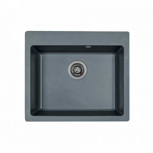 Кухонная мойка HOFMANN SS5750AV/HF Light Grey