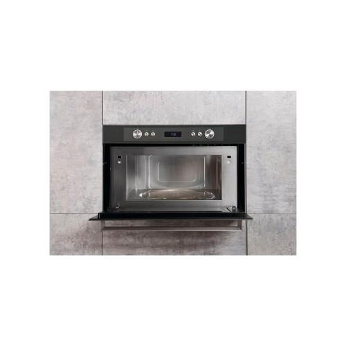 Микроволновая печь (встраиваемая) HOTPOINT ARISTON MD 764 BL HA