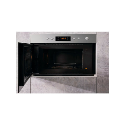 Микроволновая печь (встраиваемая) HOTPOINT ARISTON MN 212 IX HA