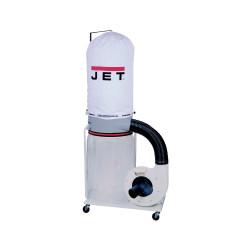 Вытяжная установка JET DC-1100A со сменным фильтром 380V 1900W